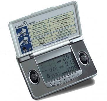 Versandrückläufer Cardio24 mobiles Palmtop EKG-Gerät