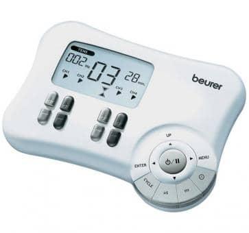 beurer EM 80 Digitales TENS/EMS Elektrostimulationsgerät