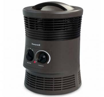 Honeywell HHF360E4 360° Surround Heat® Rundum Heizlüfter