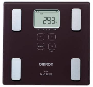 OMRON BF214 Körperfettwaage (HBF-212-EBW)