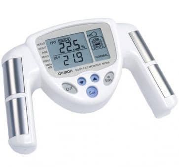 Versandrückläufer OMRON BF306 Körperfettmessgerät