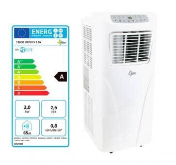 Versandrückläufer Suntec Impuls 2.0+ Klimagerät