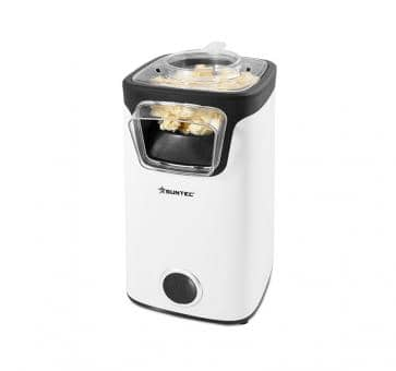 Suntec POP-8618 fat free Heißluft-Popcorn-automat