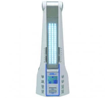Versandrückläufer DAVITA VITAclock Premium LED-Lichtwecker
