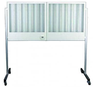 sanalux SAN 120 Lichttherapiegerät mit Fahrgestell