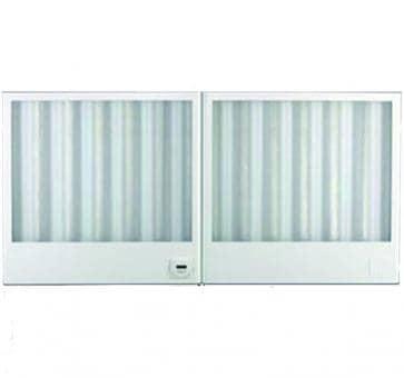 sanalux SAN 120 Lichttherapiegerät mit Wandhalterung
