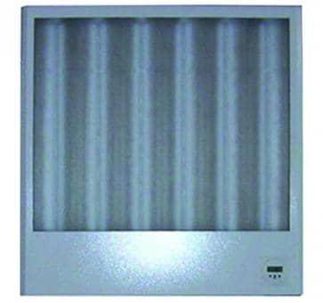 sanalux SAN 60 Lichttherapiegerät mit Wandhalterung