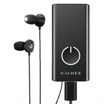 Valkee2 black Light Headset Lichttherapiegerät