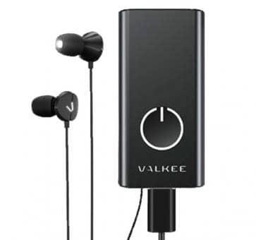 Versandrückläufer Valkee2 black Light Headset Lichttherapiegerät