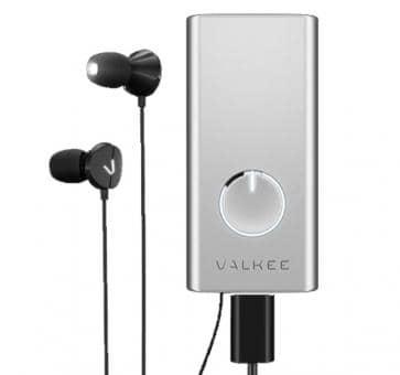 Valkee2 silber Light Headset Lichttherapiegerät