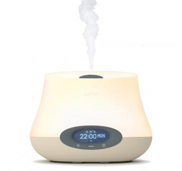 Lumie Bodyclock IRIS 500 Lichtwecker mit Aromatherapie