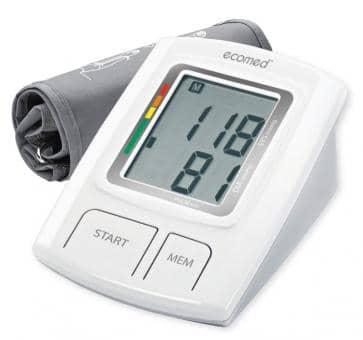 Medisana ecomed BU-92E Oberarm-Blutdruckmessgerät