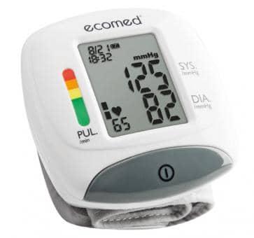 Medisana ecomed BW-82E Handgelenk-Blutdruckmessgerät