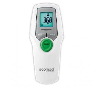 Medisana ecomed TM-65E Infrarot-Thermometer
