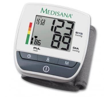 Versandrückläufer Medisana BW 310 Handgelenk-Blutdruckmessgerät
