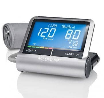 Versandrückläufer Medisana Cardio Compact Oberarm-Blutdruckmessgerät
