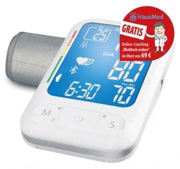 Medisana BU 550 connect Oberarm-Blutdruckmessgerät HausMed