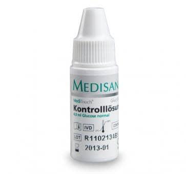 Medisana MediTouch Kontrolllösung