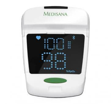 Medisana PM 150 connect Pulsoximeter Bluetooth