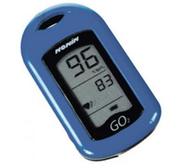 NONIN GO2 9570 Fingerpulsoximeter blau