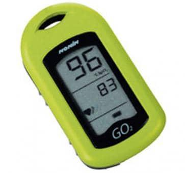 NONIN GO2 9570 Fingerpulsoximeter grün
