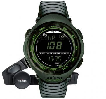 Suunto Vector HR Dark Green Armbandcomputer