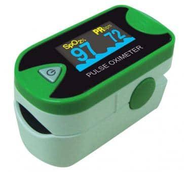 OMRON MD300C26 Fingerspitzen-Puls-Oximeter