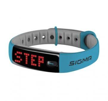 SIGMA ACTIVO SKY BLUE Activity Tracker blau