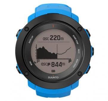 Suunto Ambit3 Vertical Blue Multisport GPS-Uhr