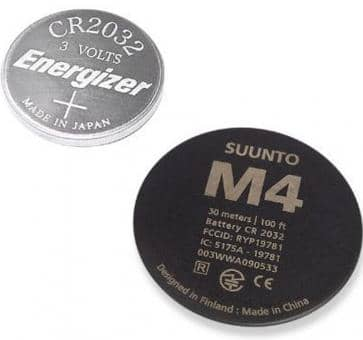 Suunto M4 Batterie-Set
