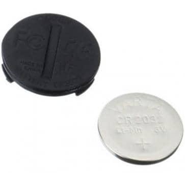 Batterie-Set mit Plastikabdeckung für Suunto Bike POD