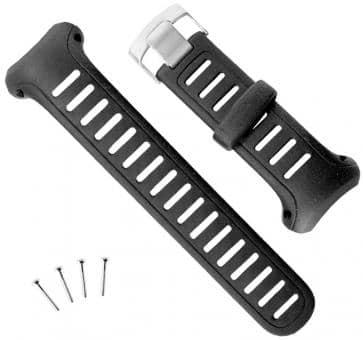 Suunto X3HR Armband-Set schwarz