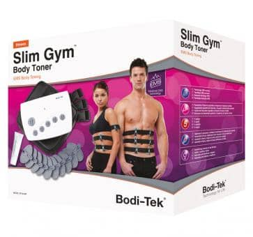 Bodi-Tek BT-SLGM Slim Gym Body Toner Muskeltrainer