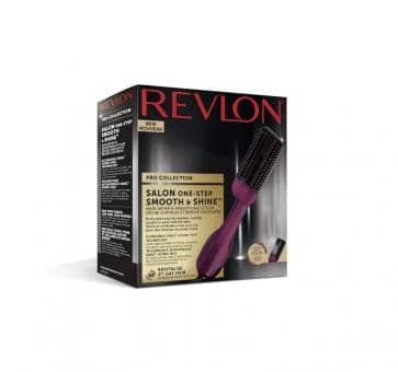 Revlon Pro Collection Salon One-Step Smooth&Shine Haartrockner + Glättender Styler