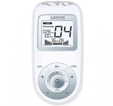 Versandrückläufer Sanitas SEM 43 Digital EMS/TENS Gerät