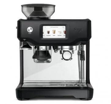 Sage the Barista Touch Espresso-Maschine Black Truffle matt schwarz