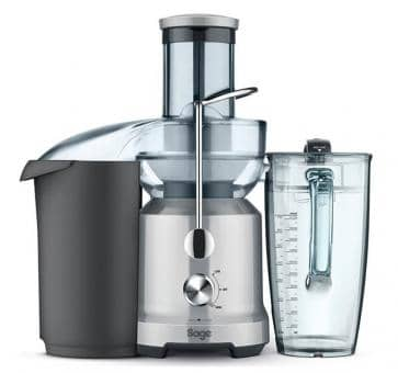 Sage The Nutri Juicer Cold Entsafter edelstahl