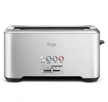 Sage The Bit More 4 Slice Toaster