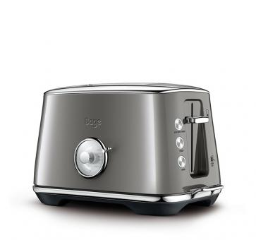 Sage the Toast Select Luxe Toaster Smoked Hickory anthrazit
