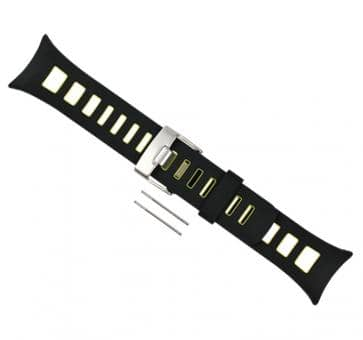 SUUNTO QUEST YELLOW Armband-Set