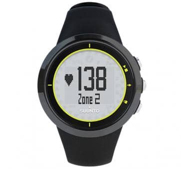 SUUNTO M2 MEN BLACK/LIME  Armbandcomputer