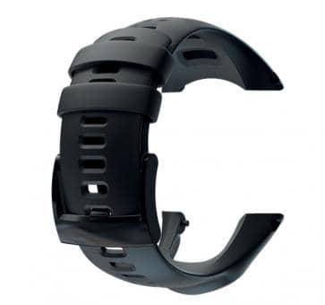 SUUNTO AMBIT3 SPORT BLACK SILICONE Armband-Set