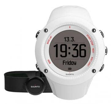 Suunto Ambit3 Run White HR Armbandcomputer
