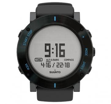 SUUNTO CORE GRAPHITE CRUSH Armbandcomputer