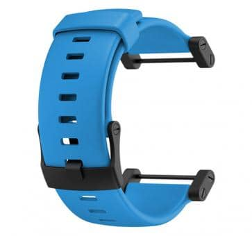 SUUNTO CORE BLUE CRUSH SILICONE Armband-Set (2015)