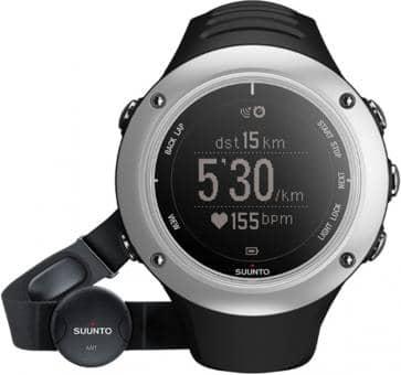 Suunto Ambit2 S Graphite (HR) Armbandcomputer