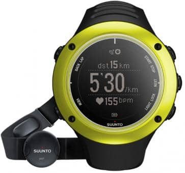 Suunto Ambit2 S Lime (HR) Armbandcomputer