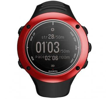 Suunto Ambit2 S Red Armbandcomputer