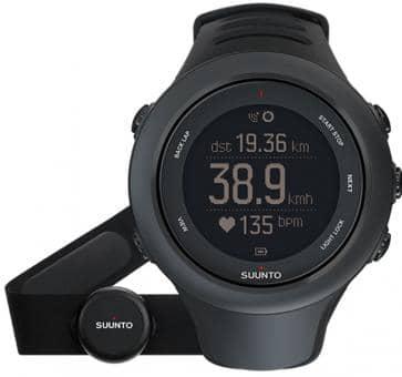 Suunto Ambit3 Sport Black (HR) Armbandcomputer