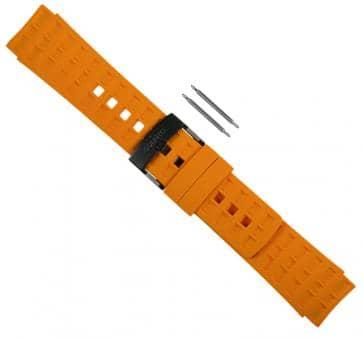 Suunto Elementum Terra Amber Rubber Armband-Set